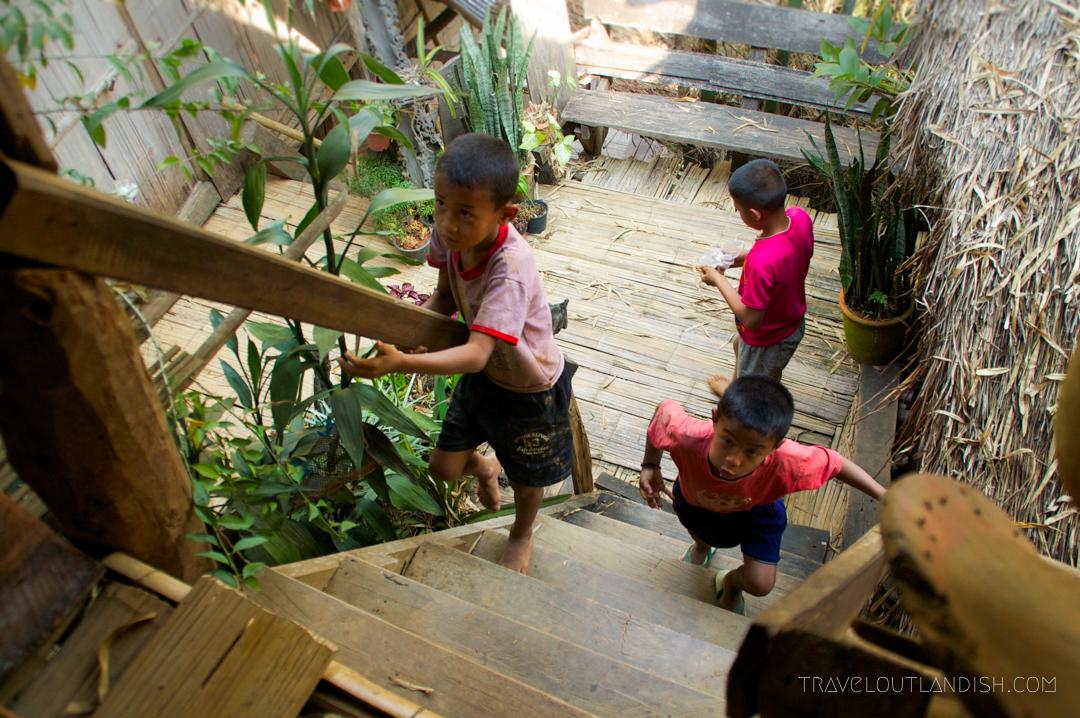 Fun Things to do in Chiang Mai - Meet local communities on a village trek