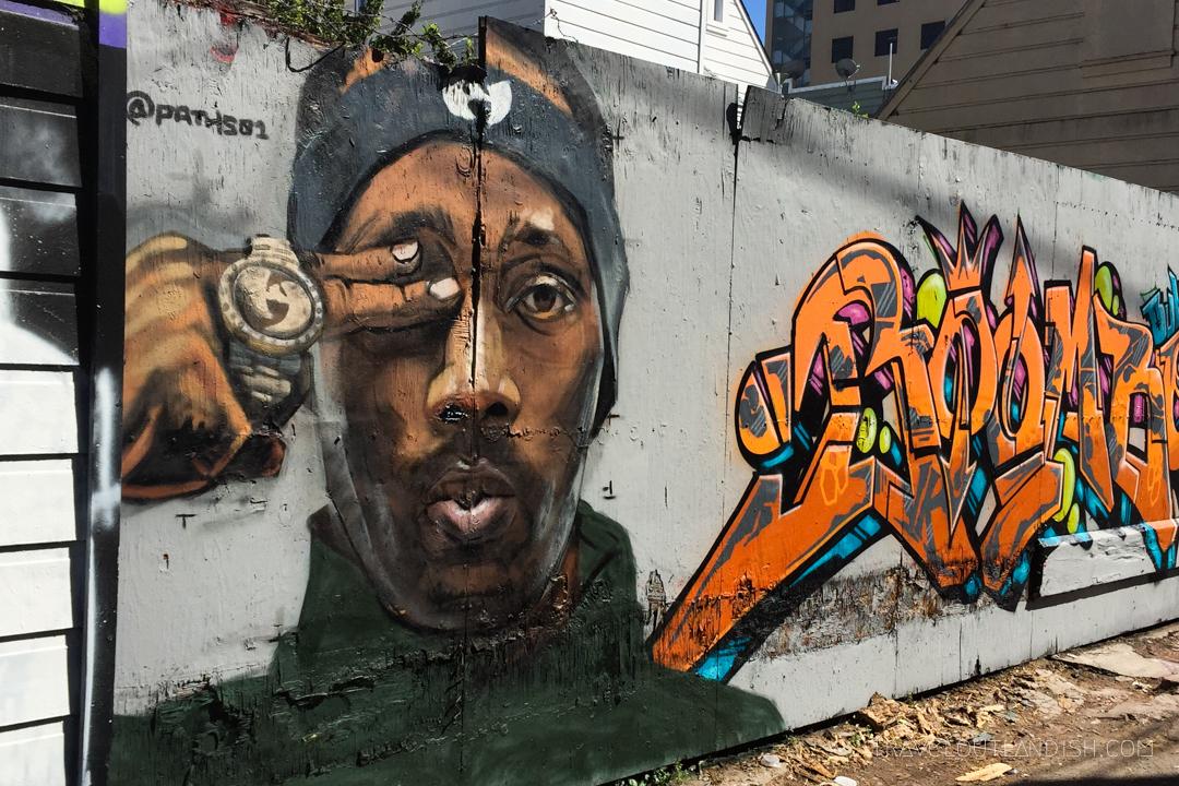 San Francisco street art 1