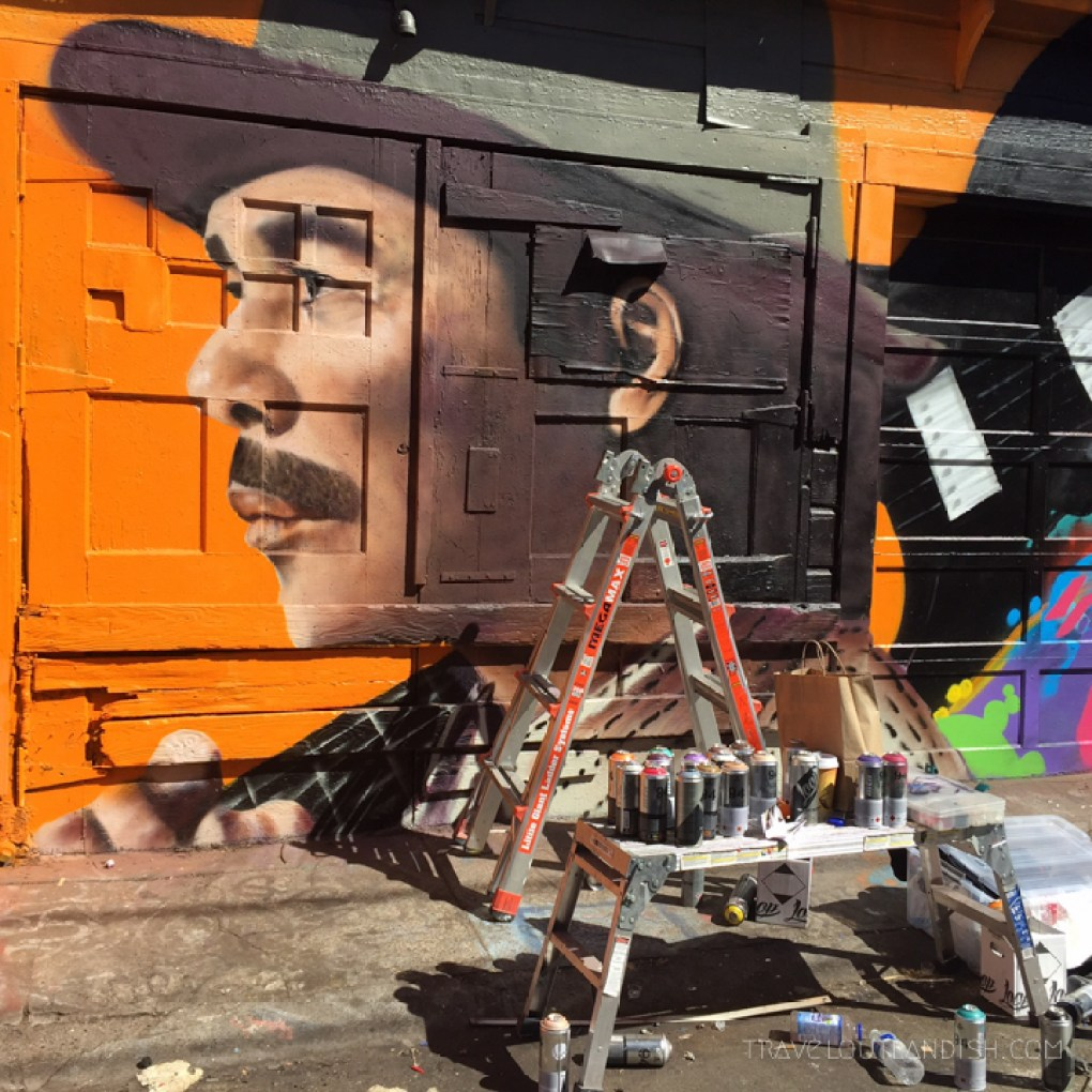USA - San Francisco - Street art 3