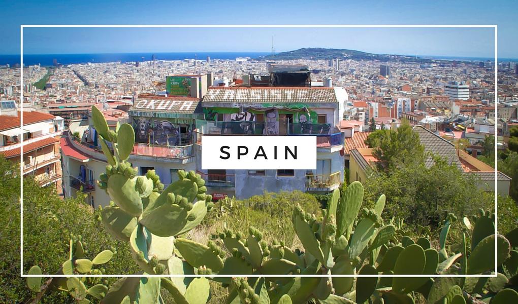 Destinations-Europe-Spain-Parc-Guell