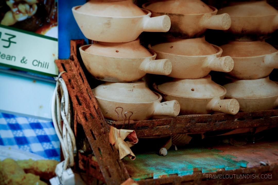 Hong Kong - Clay Pots