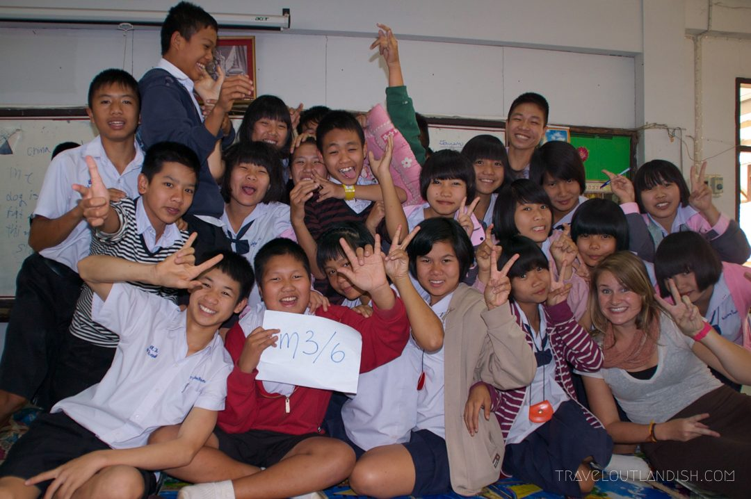 m3 Class Picture from Teaching English Abroad