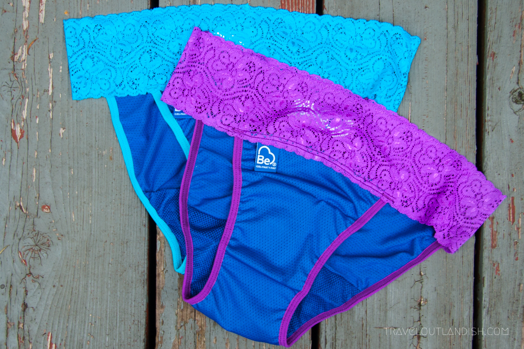 Be Girl Period Underwear