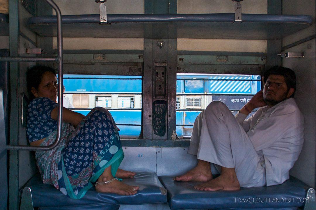 Train Travel in India