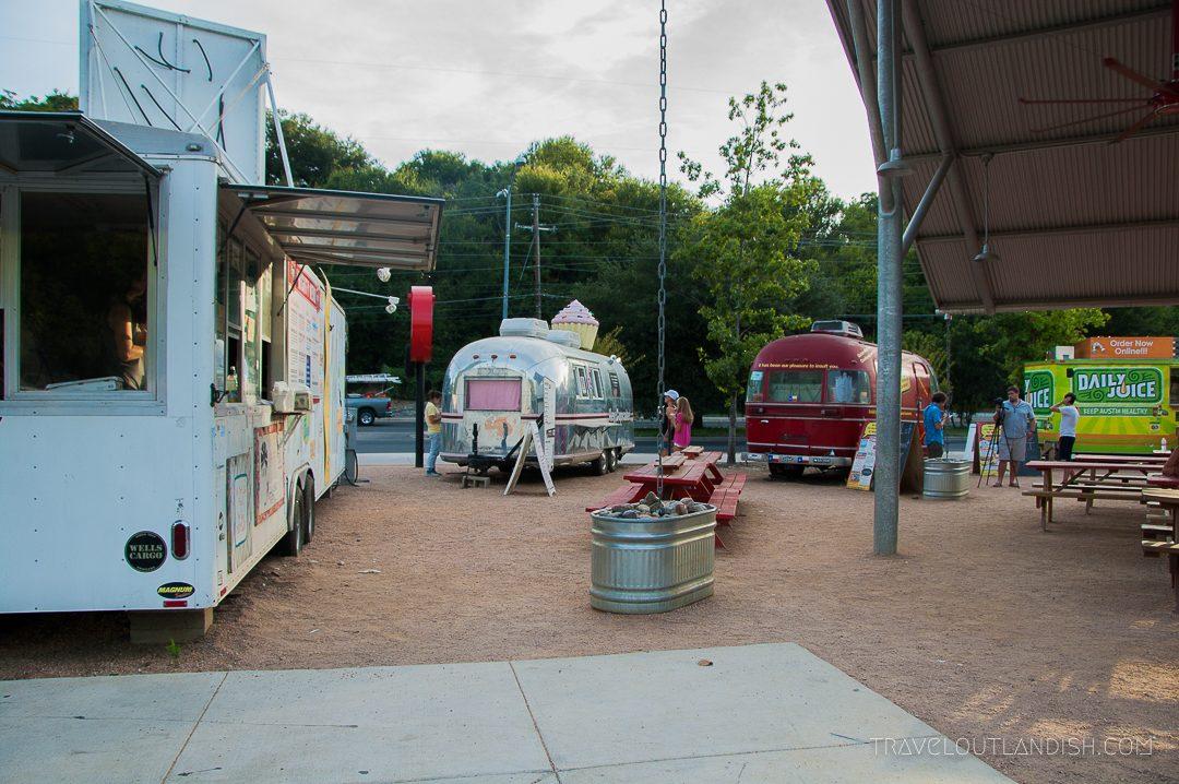Fun Things to do in Austin - Food Trucks in Austin