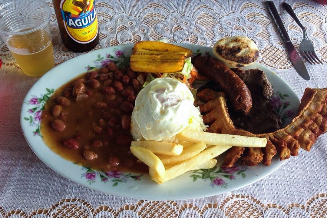 Things to do in Medellín: Eat a Bandeja Paisa