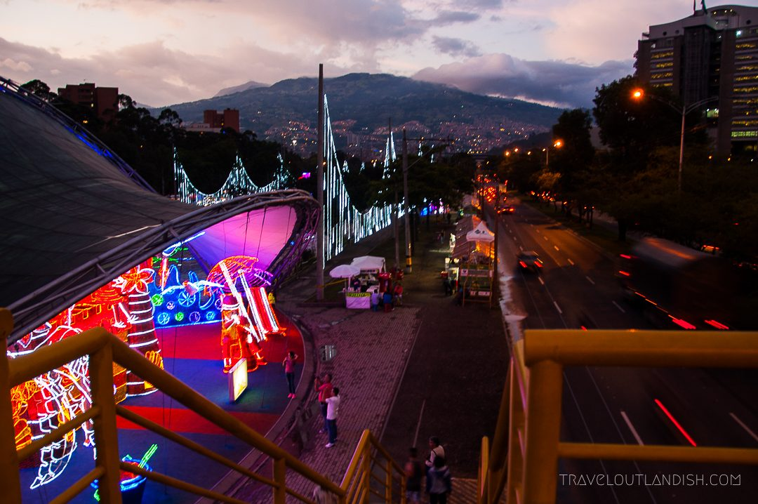 Things to do in Medellín: El Alumbrado