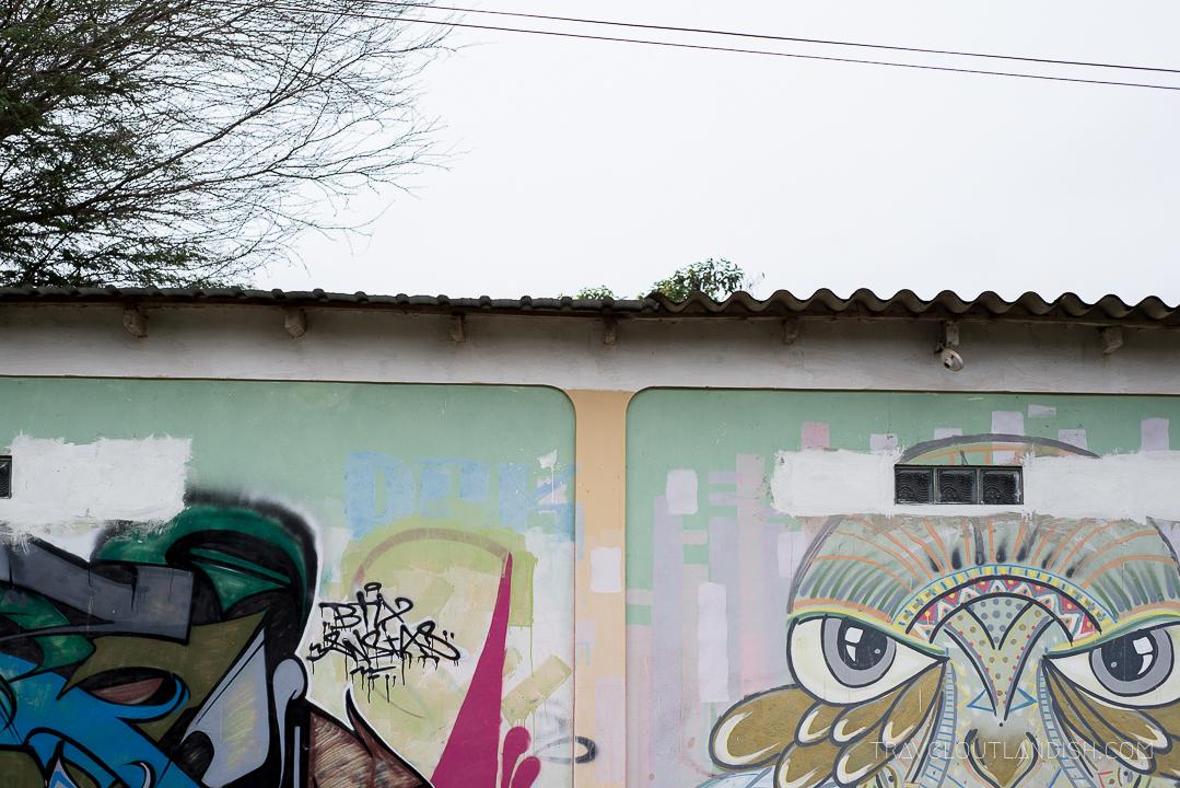 Things to do in Montanita - Street Art