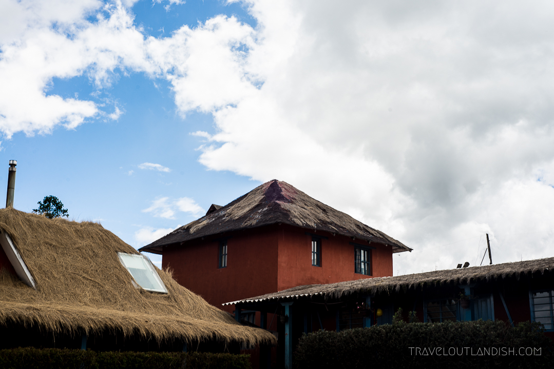 Unique Hotels in Cotopaxi - Hacienda el Porvenir Exterior