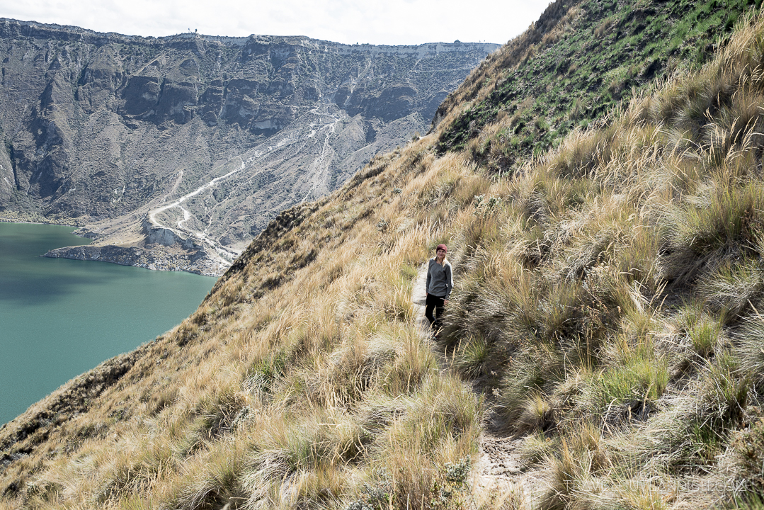 Best Treks in South America - The Quilotoa Loop