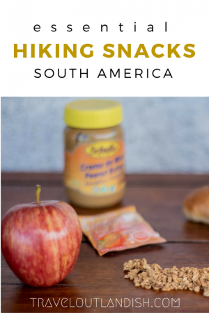 Going trekking in South America? A guide to keeping your energy up and the best hiking snacks in partnership with Emergen-C #HowDoYouEmergenC