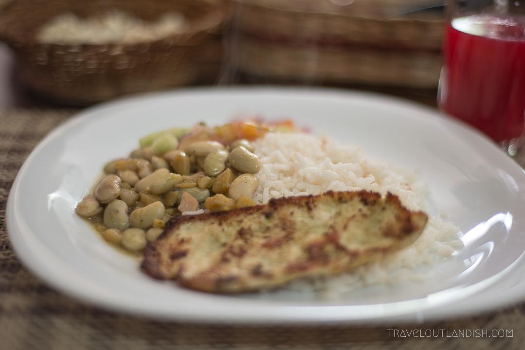 Best Street Food in Quito, Ecuador - Menu del Dia