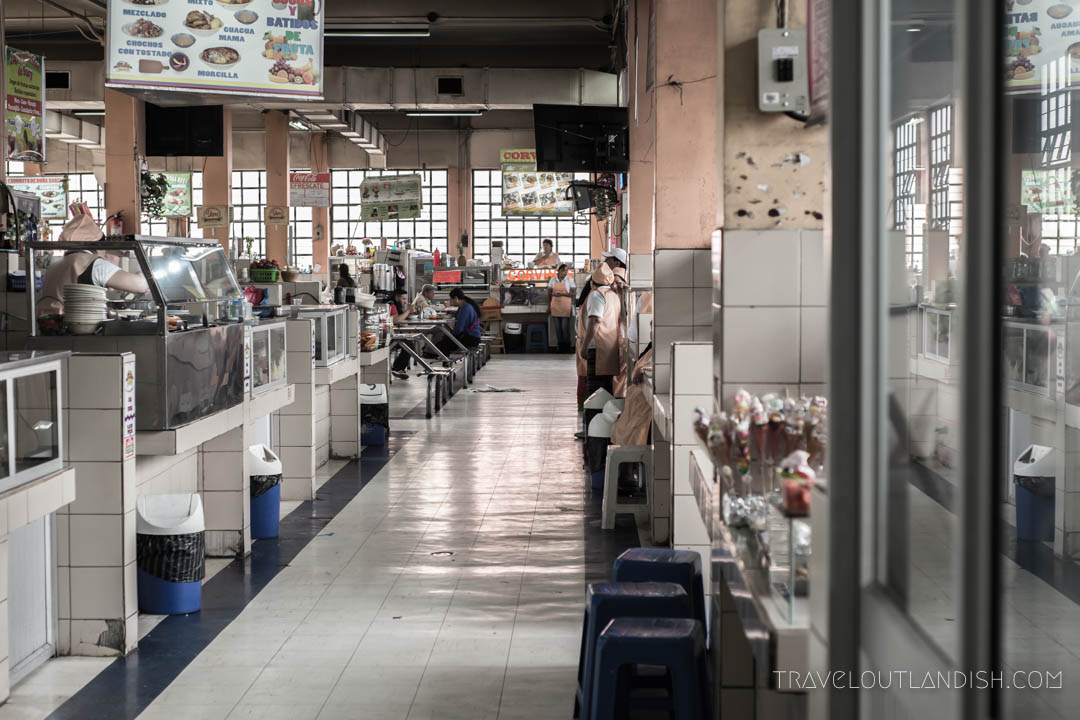 Fun Things to do in Quito - Mercado Central