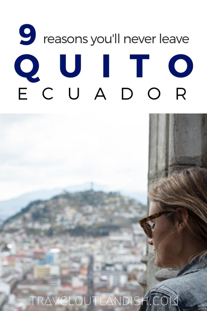 Quito is one of the most vastly underrated cities in Ecuador. With UNESCO-worthy citadels, volcanoes all around, and a thriving beer and food scene, here are 9 interesting + unique things to do in Quito that could totally change your mind about the city.