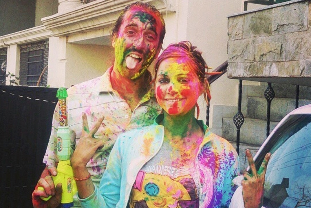 Weird Festivals in 2018 - Holi in India