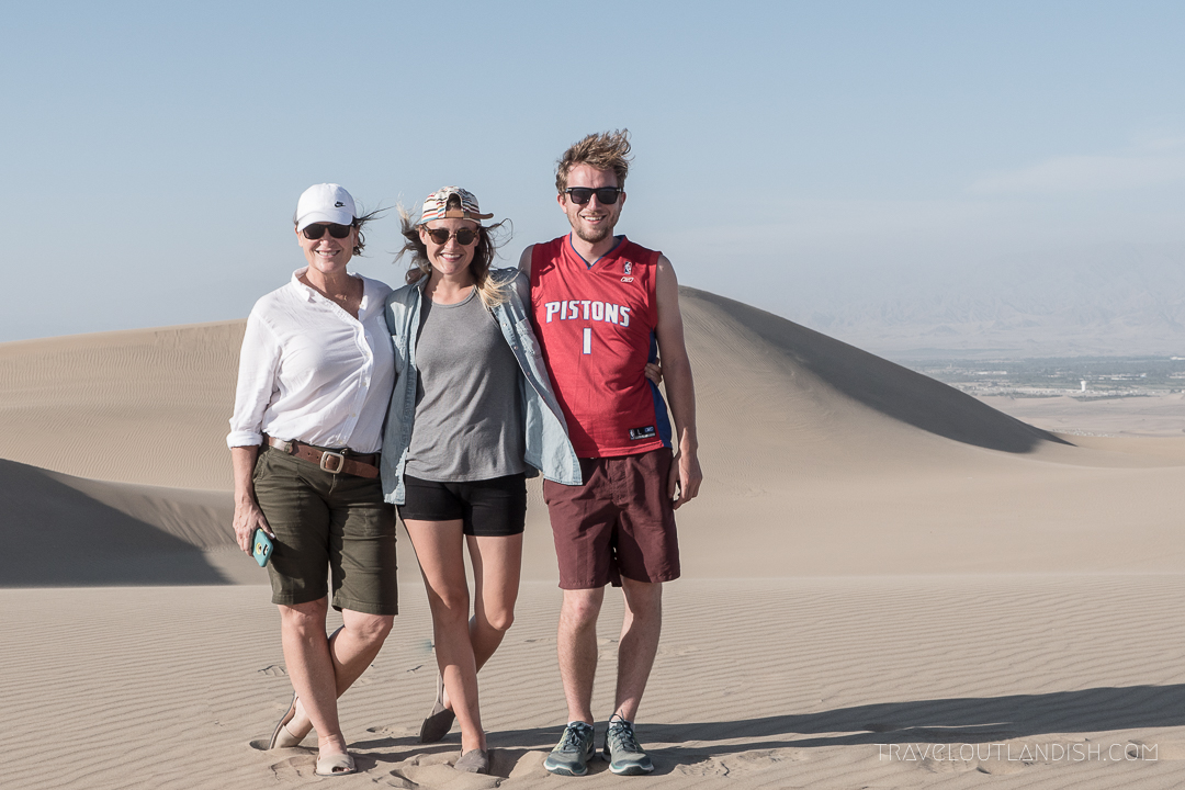 Dune Buggy Tour + Sandboarding Huacachina - The Huacachina Crew