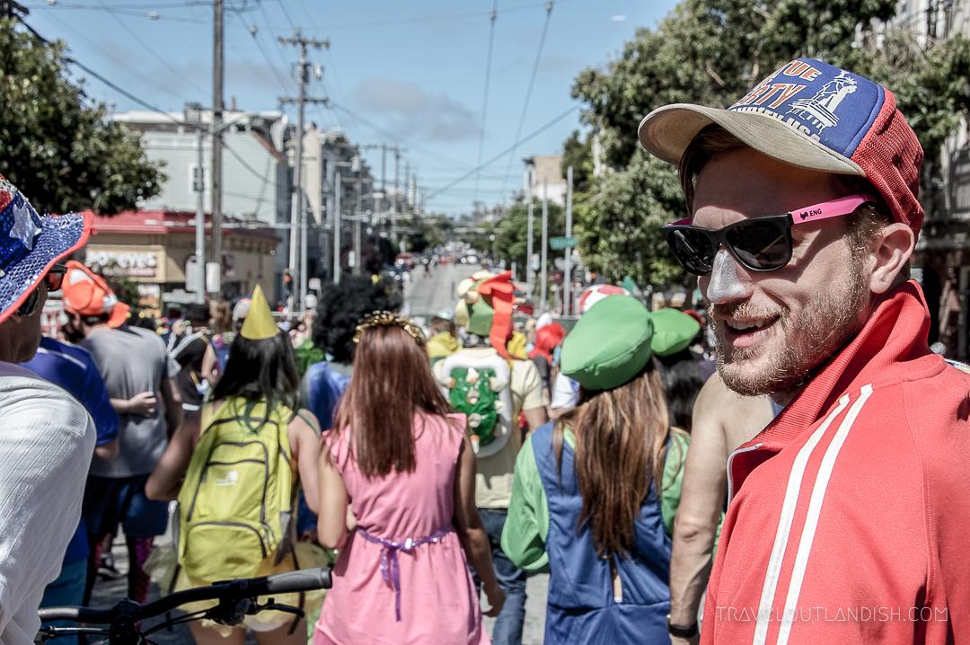 Weird World Festivals 2019 - Bay to Breakers