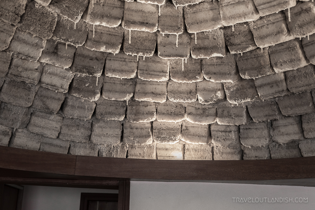 Palacio de Sal - Salt Roof