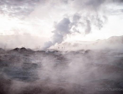 Salar de Uyuni Tour - Sol de Mañana