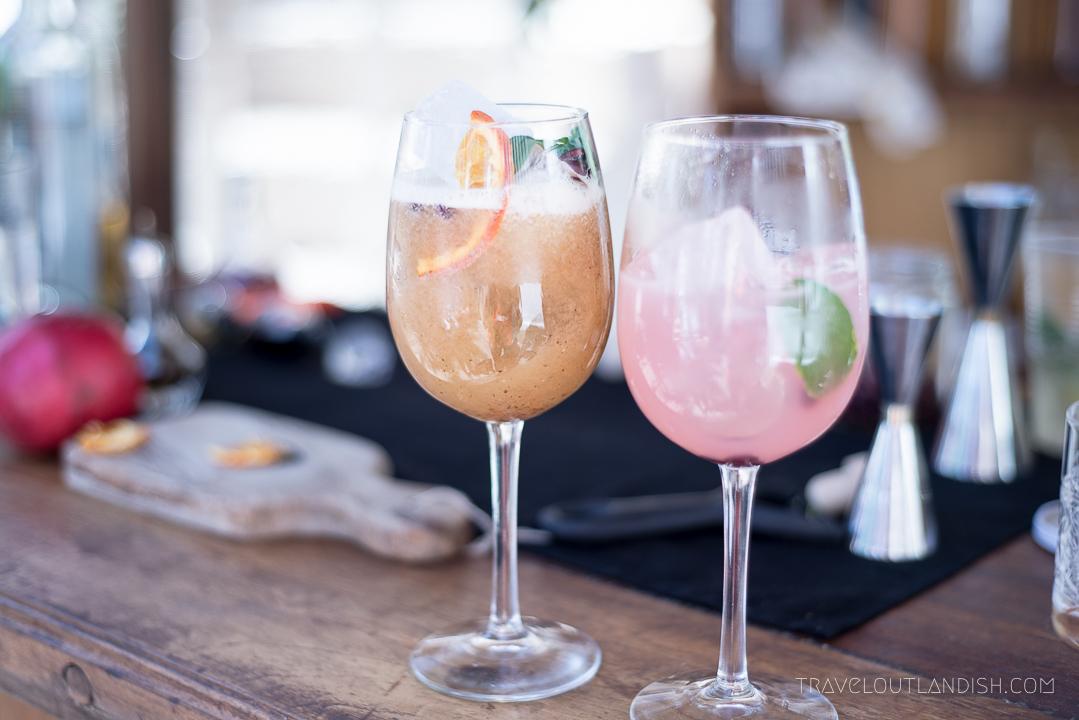 Valle del Elqui - Chilean Pisco Cocktails
