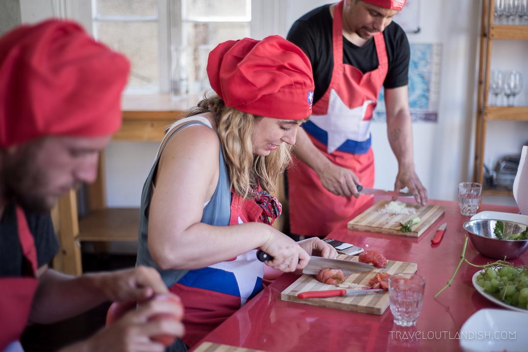 Fun Things to do in Valparaiso - Cooking Class Valparaiso