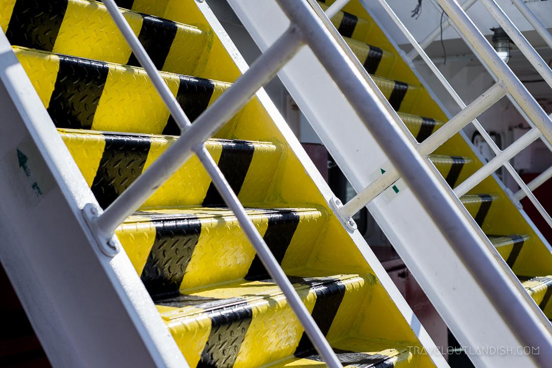 Naviera Austral Ferry - Details