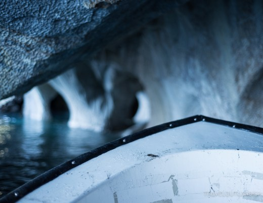 Marble Caves Chile - Marble Caves Tour Boat