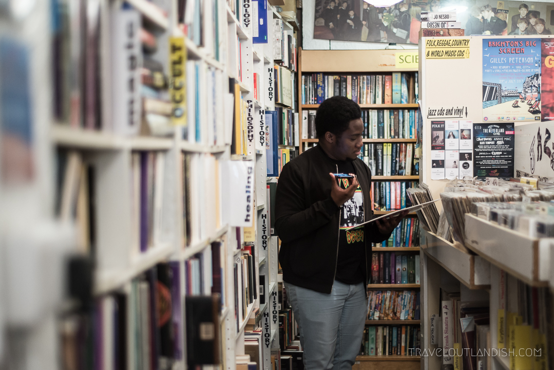 Things to do in Brighton - Record Shopping