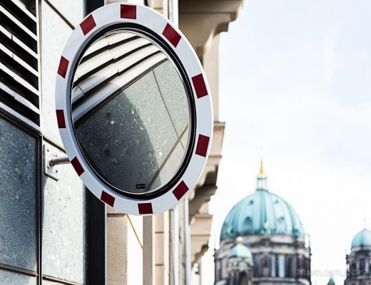 Moving to Berlin - Berliner Dom Reflection