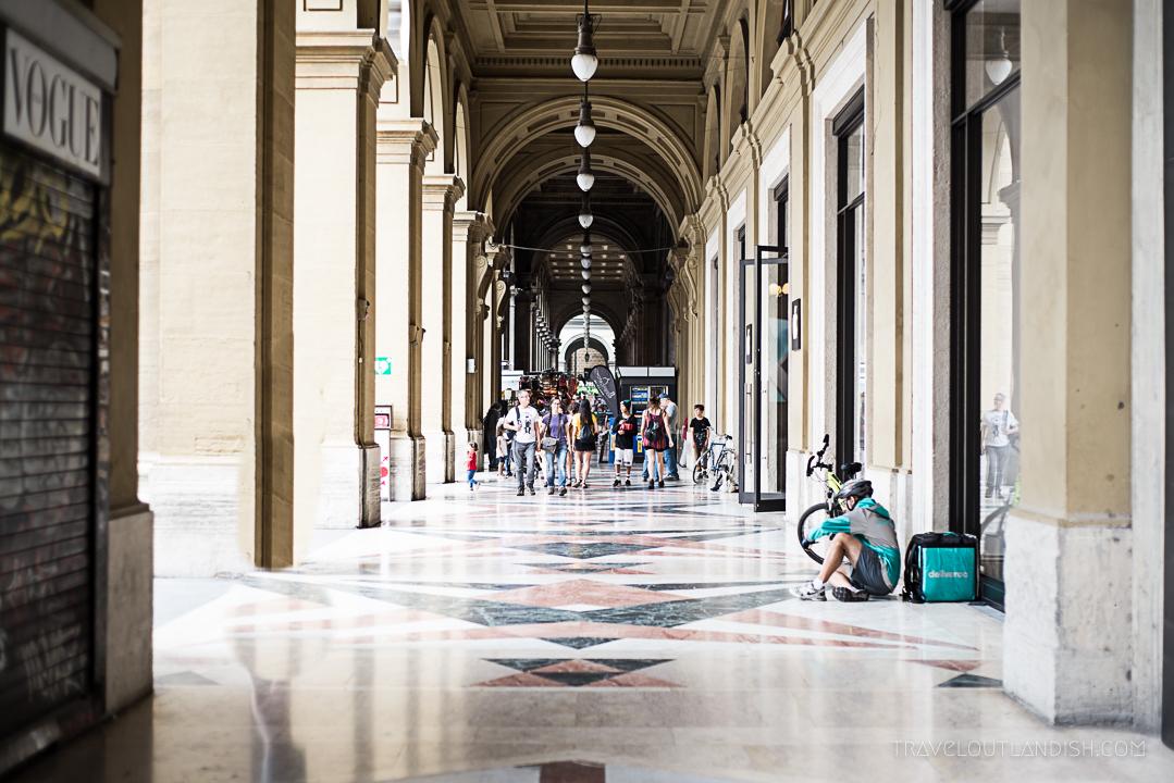 Secret Florence - Corridor in Florence