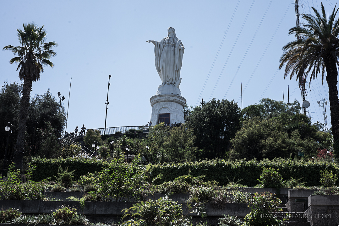 Fun Things to do in Chile - Christ the Redeemer of the Andes