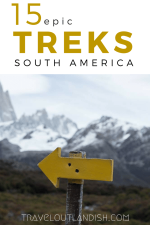 Want to explore glaciers and mountaintops? Check out the 15 best hikes and treks in South America.