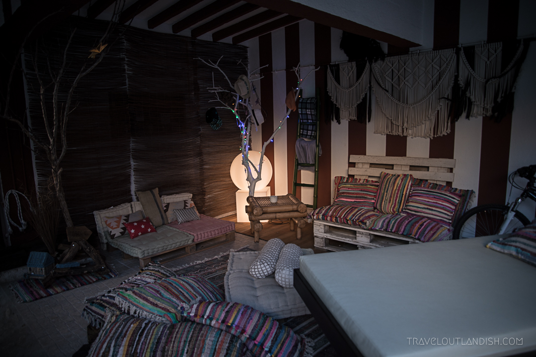 Lucky's Guesthouse - Chill Out Area