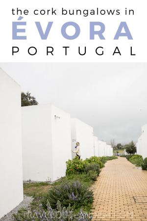 Looking to stay strange in Portugal? Take a peek inside the Ecorkhotel in Evora!