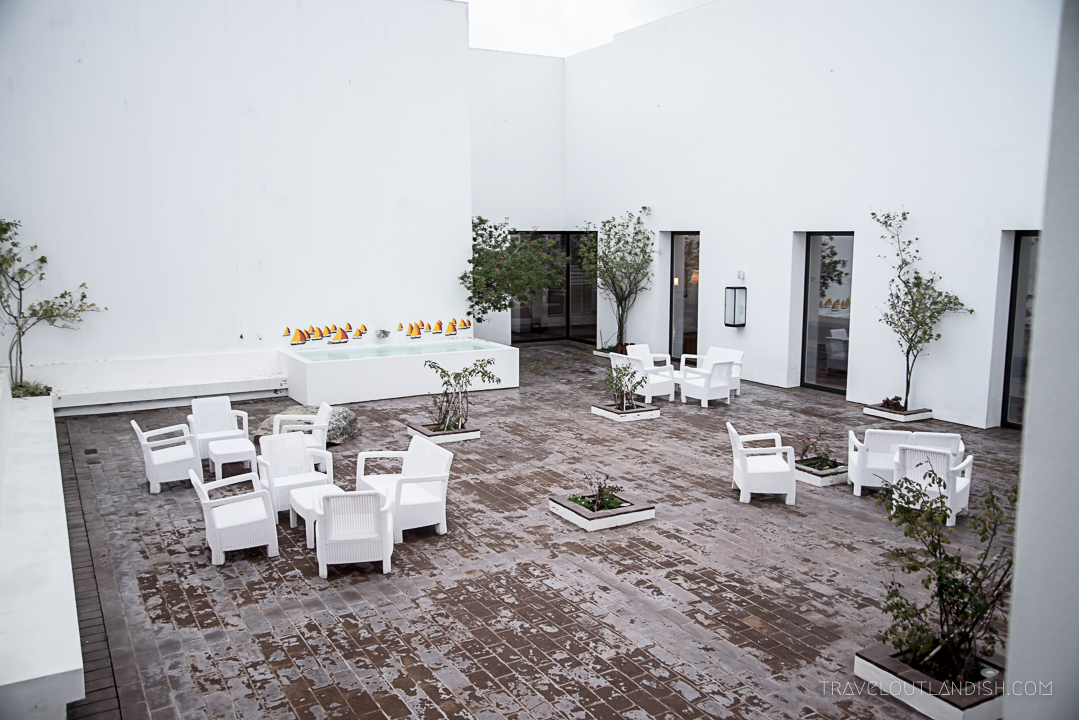 Ecorkhotel - Cork Hotel in Evora Patio