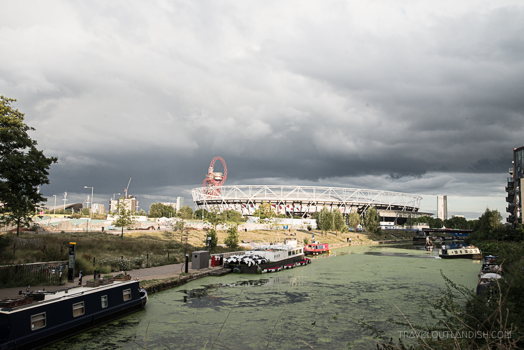 Unique Things to do in London - Olympic Park