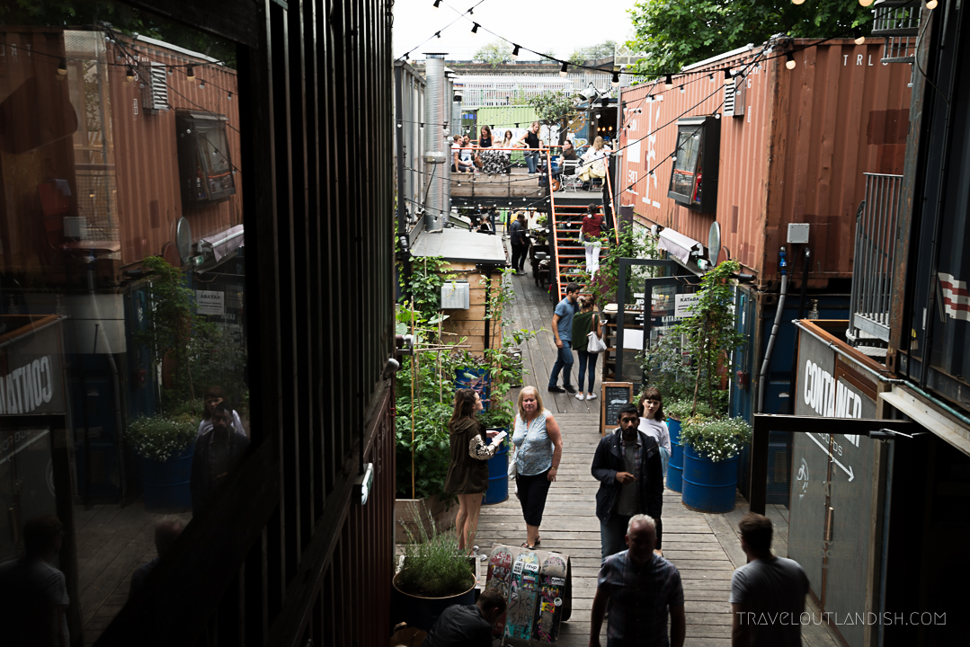 Unique Things to do in London - Pop Brixton