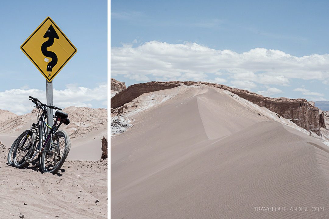 Photos of Chile - Biking in San Pedro de Atacama