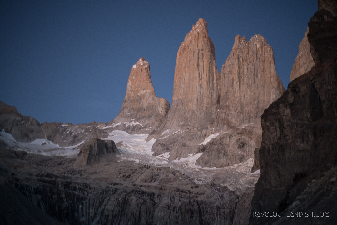 Photos from Torres del Paine - Sunrise