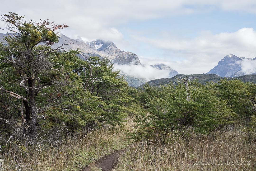 Photos of Torres del Paine - Trails