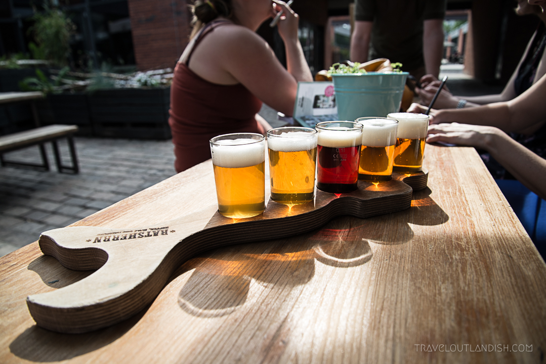 Cool Things to do in Hamburg - Craft Beer at Altes Madchen