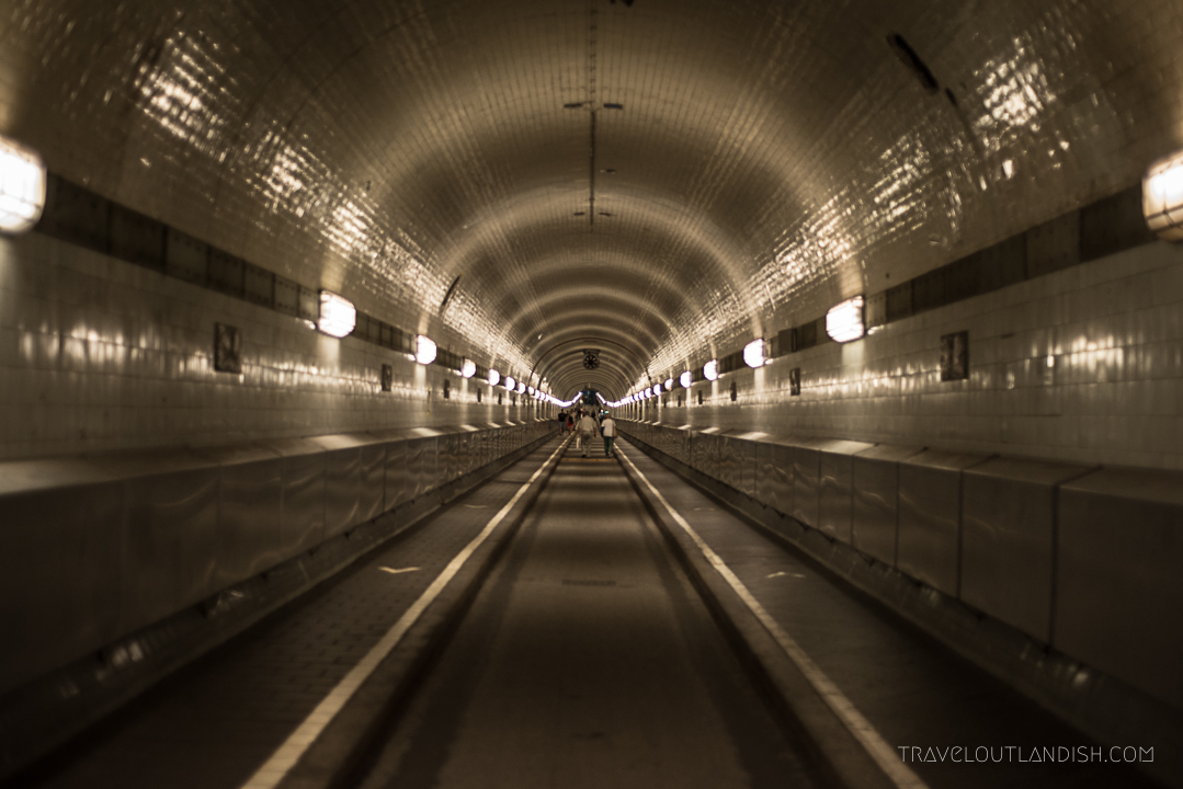 Cool Things to do in Hamburg - Elbtunnel