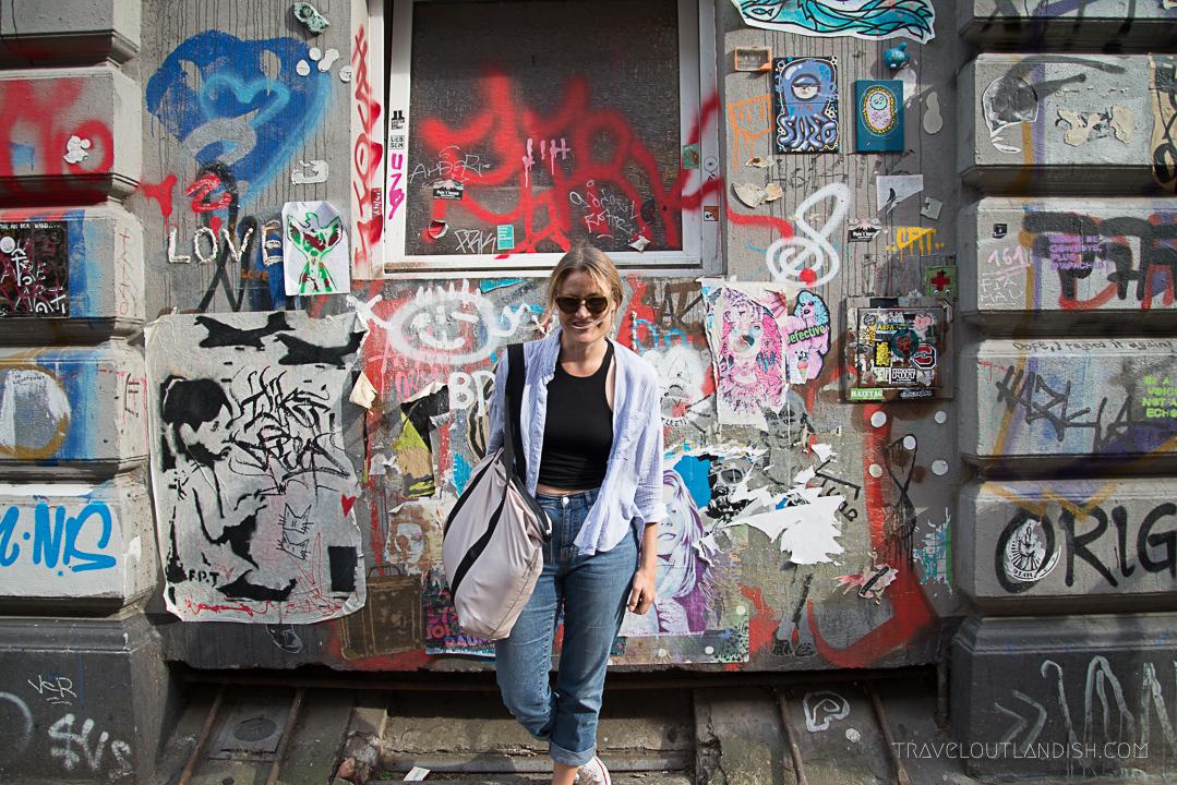 Cool Things to do in Hamburg - Street Art