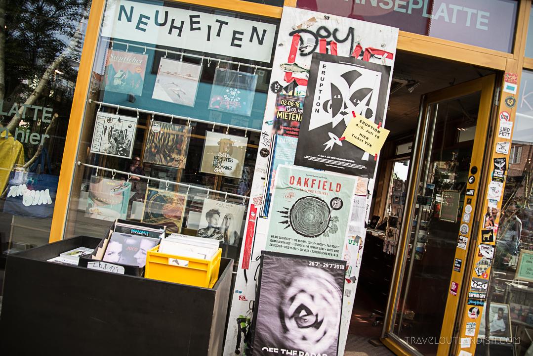 Cool Things to do in Hamburg - Hanseplatte