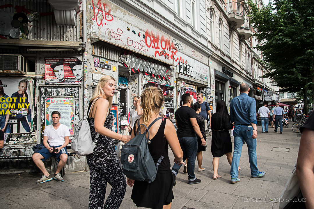 Cool Things to do in Hamburg - Sternschanze