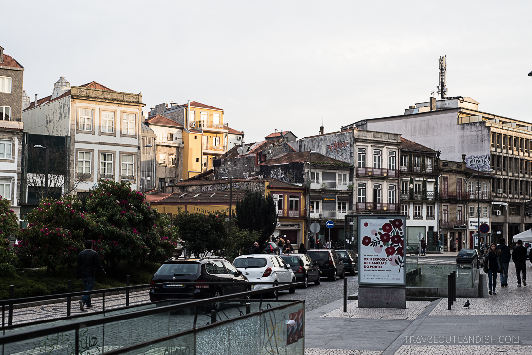 Street Photography in Porto, Portugal