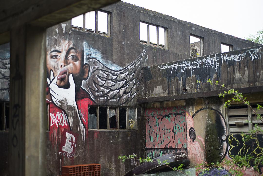Photos of Portugal - Street Art in Porto