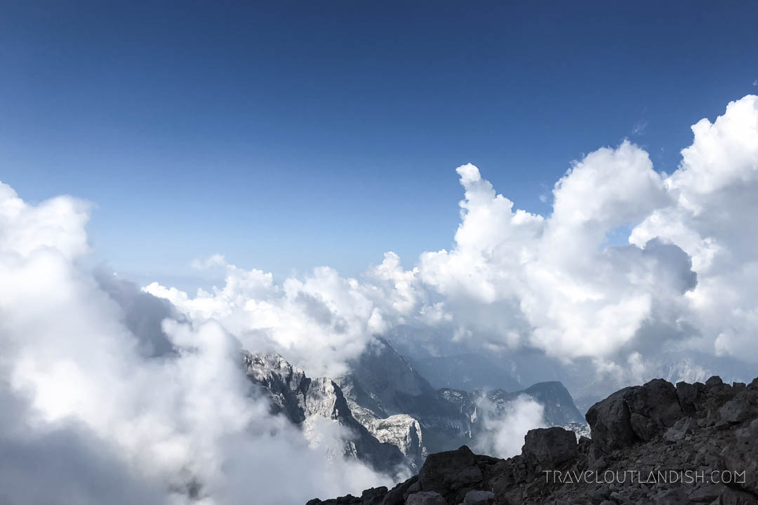 Trekking in the Julian Alps