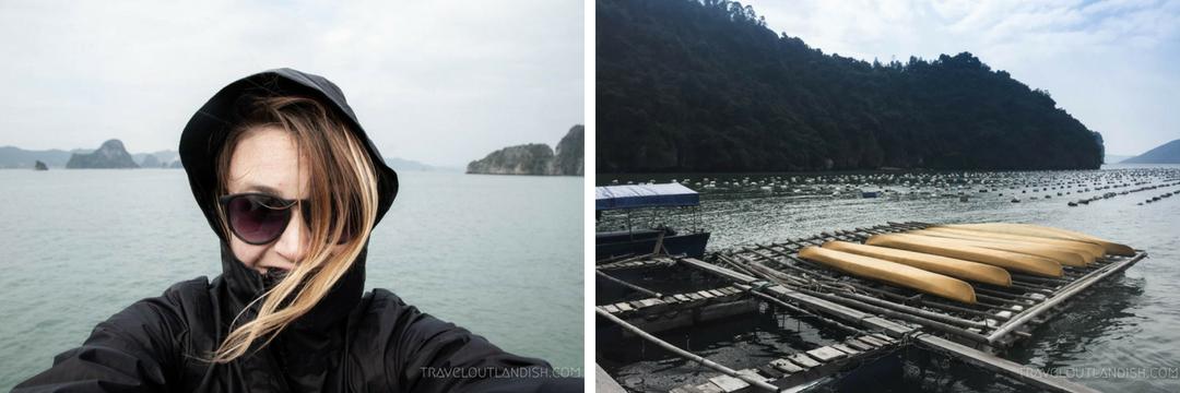 Bai Tu Long Bay Cruise - Kayaking