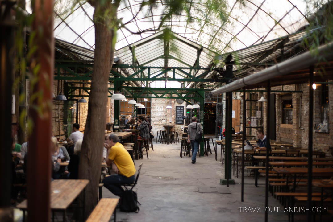 Unusual Things to do in Budapest - Eleszto Ruin Bar